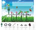 heißer verkauf automatische diy micro Bewässerungssystem tropf gartenbewässerung