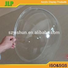 JLP 40cm*40cm clear acrylic round dome