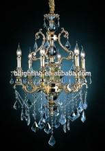 Modern metal chandelier frame in dubai
