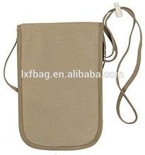 Simple practical Unique magic wallet with single strap