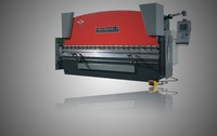 Precise and durable 1600mm press brake with optional MD-320/E10-D/E20+ display