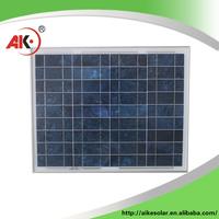 China supplier pv 50w solar panel