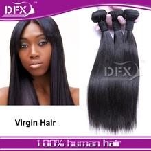 China manufactory wholesale brazilian human hair wet and wavy weave