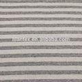 Hilo de tejer- teñido terry con aguja gruesa tela c/74/26 t de algodón/de poliéster tejido de punto para damas tejidos de forro polar
