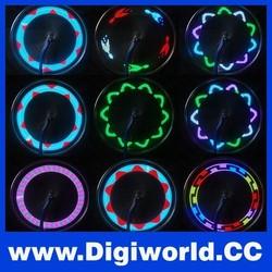14 LEDs Cycling Signal Tire Lights Bicycle Bike Spoke Light