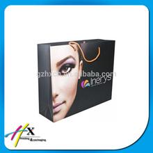 CMYK printing paper bag / custom eyelash packaging