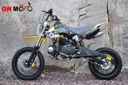 125cc Pit Bike Pit Cross Bike Motocross Super Off-road Sports Dirt Bike QWMOTO