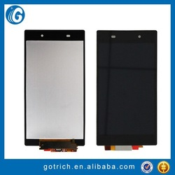 Mobile phone accessories factory in china,wholesale price accessories for sony z1 lcd