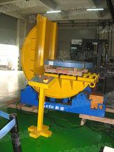 manufacturer 90 degree steel coil tipper machine