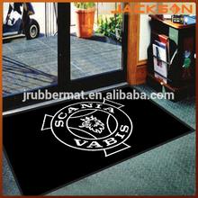 commercial printed logo carpet