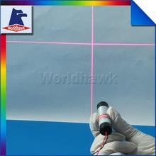 Industrial Grade Blue Crosshair Laser Module