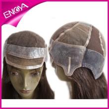 Silicone Base Wig Cap Human Hair Silicone Wig