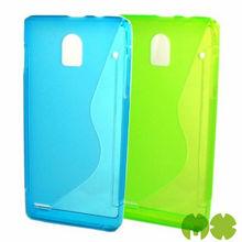 Factory price wholesale soft tpu case for lenovo p 970,custom design high quality soft tpu case for lenovo p 970