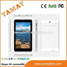 oem custom tablet pc 7 inch TN 1024x600 resolution phablet Spreadtrum SC7731 MID