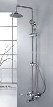 CS-2202 upc bathroom faucet / shower set