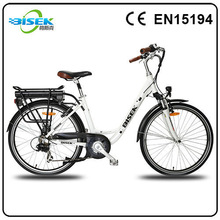 Buy cheap adult city electric motor road bike in China