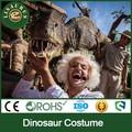 Lisaurus einformations l'activité commerciale de chine faire costume de dinosaure pour adultes