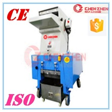 CZY105 4kw/5HP jaw plastic crusher machine with CE certification