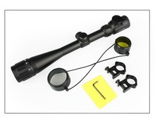 6-24X40AOE Reticle illuminated rifle scope
