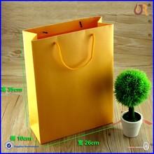 Custom printed paper gift bag / packaging bag wholesale/handle bag