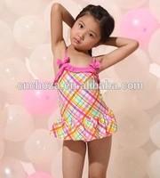 Z55809A Baby Girls Summer Child Swimwear 2pcs Seaside Swimsuit/Baby Bathing Suit/Swimming Little Girls Swimsui