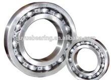 Environmental sealed wear resistant metric deep groove ball bearing 6001ZZ