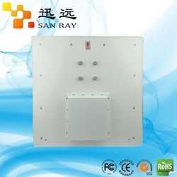 Durable lightning protection design! Uhf rfid reader with RS232 RS485 100M ethernet(Sanray:F5012-H)
