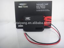 rejuvenate L-Acid battery lead acid battery delay timer