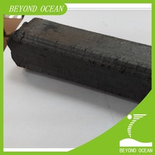 Rectangle bbq charcoal , charcoal briquette stick for BBQ