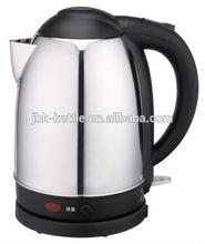 1.7L electric milk kettle silver electric kettle india tea pot copper