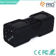 Hifi Waterproof Bluetooth speaker with NFC and Power Bank, Power bank speaker, NFC speaker