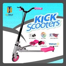 New 2015 self balancing three wheel electric swing scooter