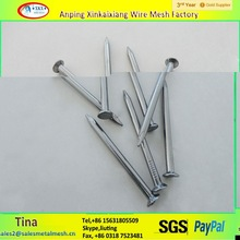 Low carbon steel 2 inch common wire nail, pure iron nails, iron wire nail