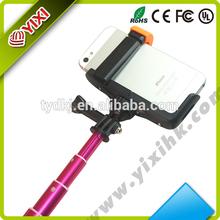 SHENZHEN Supplier model handheld monopod selfie stick for Cellphone