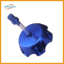 Performance Blue Gas Tank Cap for 50cc-125cc Dirt Bike motorcycle gas cap