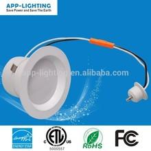 ETL & Energy Star LED downlight retrofit 3 inch LED recessed light