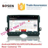 Car Android game/3G/GPS/Bluetooth/WIFI/ Car Navigator for Japan Car