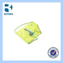 Bright Color Shoulder drawstring school bag