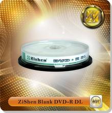 8.5Gb 8X Dvd Dvd 8.5Gb Blank Dvd 8.5Gb Inkjet Printable