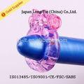 Austauschbar mini g- spot kondom vibrator mit ein anderer Name der vibrierenden penisring