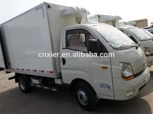 frozen truck body Refrigerated cargo box/van truck body for fish