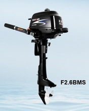 2.6hp 4-stroke outboard / manual start / long shaft / F2.6BML