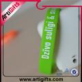 Fuente de la fábrica de recuerdos de nuevos productos y promocional de silicona de color pulseras