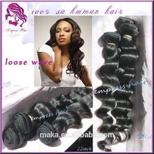 5 star feedback loose deep unprocessed virgin human hair weave