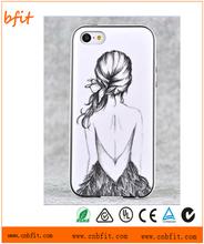 Phone Case Cover Skin For iphone 6,Soft TPU Silicone Rubber Back Case Cover For iphone 6