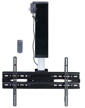 infrared remote contral suspending TV mount can be travel down