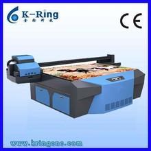 1300mm x 2500mm Flat bed Digital UV printing machine
