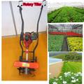 de energía de gas jardín tractor agrícola cultivador rotatorio macollos