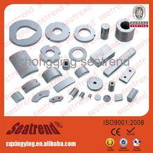 China Supply Customized Ni,Zn,Au,CU,Chrome Coating Generator Magnet