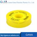 Barato y alta calidad ptfe tubería cinta de sellado / 100 ptfe cinta de sellado